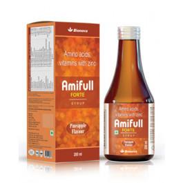 Bionova Amifull Forte Syrup, 200ml