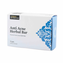 Bipha Ayurveda Anti Acne Herbal Bar, 75gm
