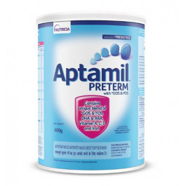 Aptamil Preterm Powder For Premature Babies, 400gm