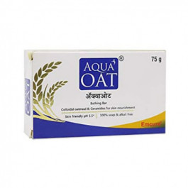 Aquaoat Bathing Bar, 75gm
