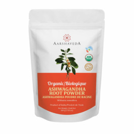 Aarshaveda Organic Ashwagandha Root Powder, 200gm