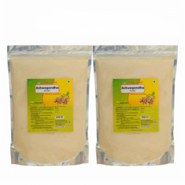 Herbal Hills Ashwagandha Powder, 1Kg (Pack Of 2)