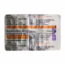 Astashyn, 10 Capsules