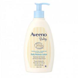 Aveeno Baby Daily Moisturizing Lotion Wash, 354 ML
