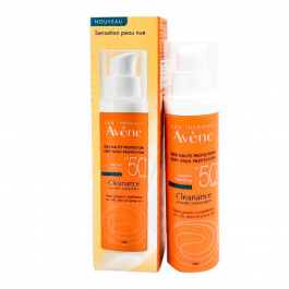 Avene Very High Protection Cleanance Sunscreen SPF 50, 50ml