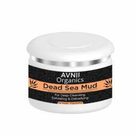 Avnii Organics Dead Sea Mud Mask, 170gm
