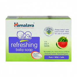 Himalaya Baby Refreshing Soap, 125gm