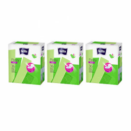 Bella Panty Mini Classic Pantyliners, 36 Pieces (Pack Of 3)
