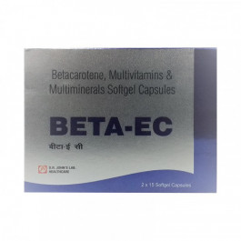 Beta-EC, 15 Capsules