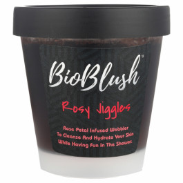 BioBlush Rosy Jiggles Rose Shower Jelly, 200gm