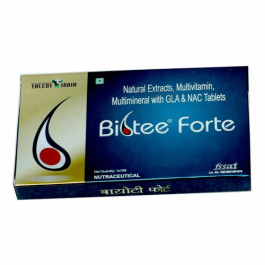 Biotee Forte, 10 Tablets