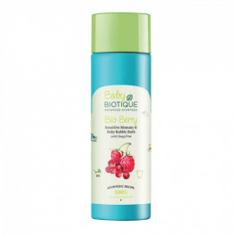 Biotique Bio Berry Sensitive Mommy & Baby Bubble Bath, 190ml
