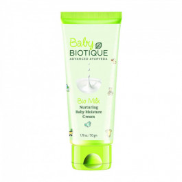 Biotique Bio Milk Nuturing Baby Moisture Cream, 50gm