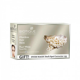 Biotique Bio Pearl White Facial Kit, 65gm