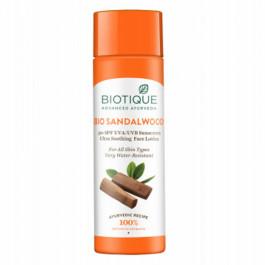 Biotique Bio Sandalwood SPF 50 Sunscreen, 190ml