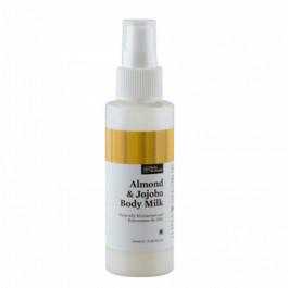 Bipha Ayurveda Almond & Jojoba Body Milk, 90ml