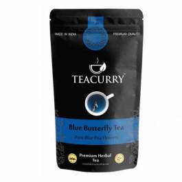 Teacurry Blue Butterfly Tea, 100gm