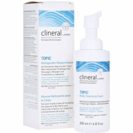 Clineral TOPIC Body Cleansing Foam, 200ml