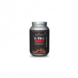 British Nutritions XTRA Whey - Chocolate Flavour 1kg