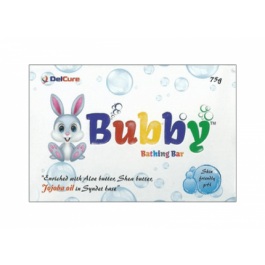Bubby Bathing Bar, 75gm