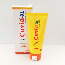 Cuvia XL Sunscreen SPF 50, 50gm