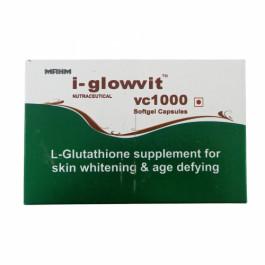 I-Glowvit VC 1000, 60 Tablets