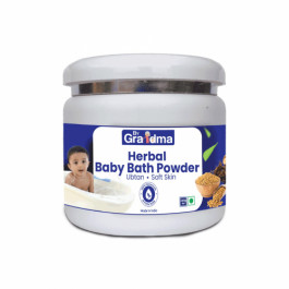 ByGrandma Herbal Baby Bath Powder, 250gm