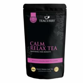 Teacurry Calm Relax Tea, 30 Tea Bags