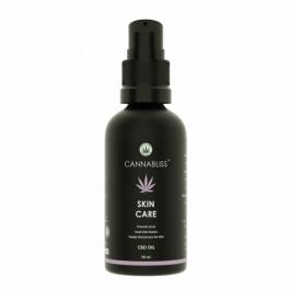 India Hemp Organics Cannabliss Skin Care CBD Oil, 50ml