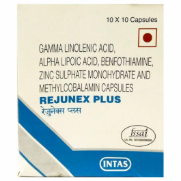 Rejunex Plus, 10 Capsules
