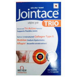 Jointace Trio, 10 Capsules