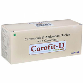 Carofit-D, 10 Tablets