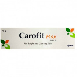Carofit Max Cream, 15gm