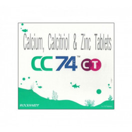 CC74 CT Tablets, 10 Tablets