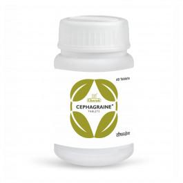 Cephagraine, 40 Tablets