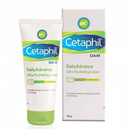 Cetaphil DAM - Daily Advance Ultra Hydrating Lotion, 100gm