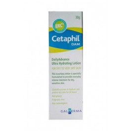 Cetaphil DAM - Daily Advance Ultra Hydrating Lotion, 30gm