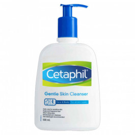 Cetaphil Gentle Skin Cleanser, 500ml