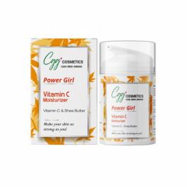 CGG Cosmetics Vitamin C Moisturiser, 50ml
