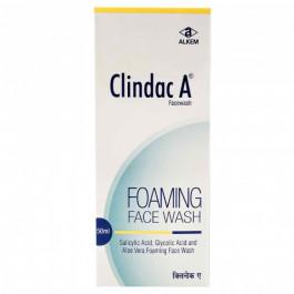 Clindac A Face Wash, 50ml