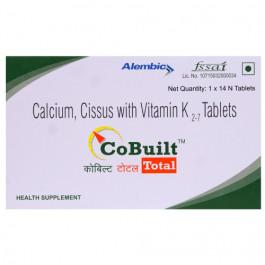 Cobuilt Total, 14 Tablets