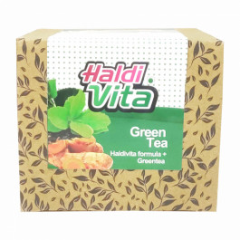Haldivita Green Tea, 25 Bags