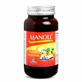 Manoll Syrup, 400gm