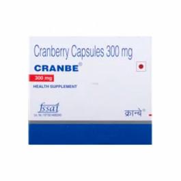 Cranbe Soft gel, 10 Capsules