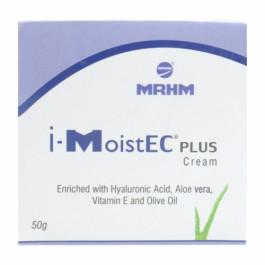 I Moist Ec Plus Cream, 50gm
