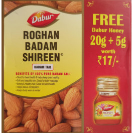 Dabur Roghan Badam Shireen - Badam tail, 25ml