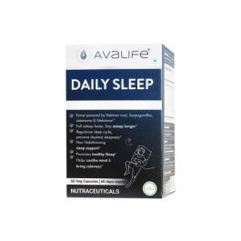 Avalife Daily Sleep, 60 Capsules