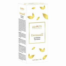 Zenvista Dermanill Spot Reduction & Scar Removal Cream, 50gm