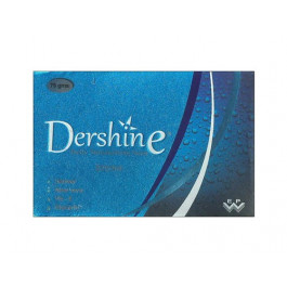 Dershine Daily Moisturising Soap, 75gm
