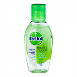 Dettol Instant Hand Sanitizer - Aloe, 50ml